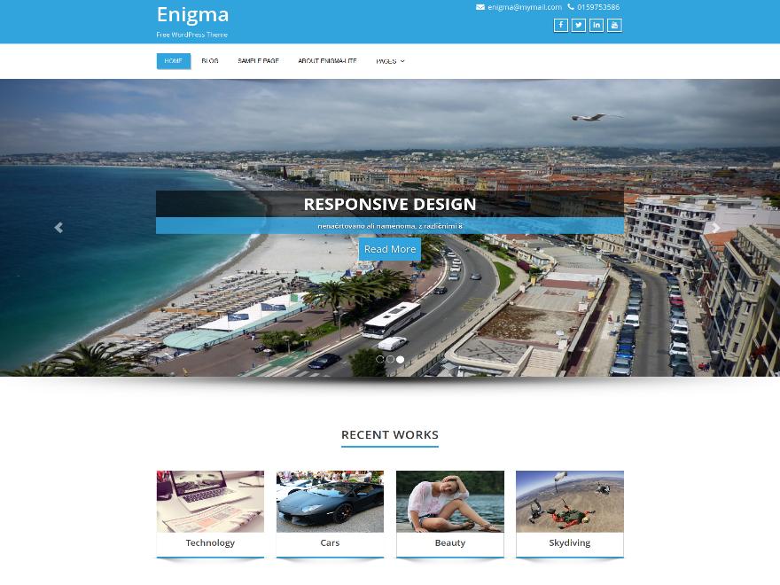 enigma-website-web-design-deland-daytona-orlando-florida