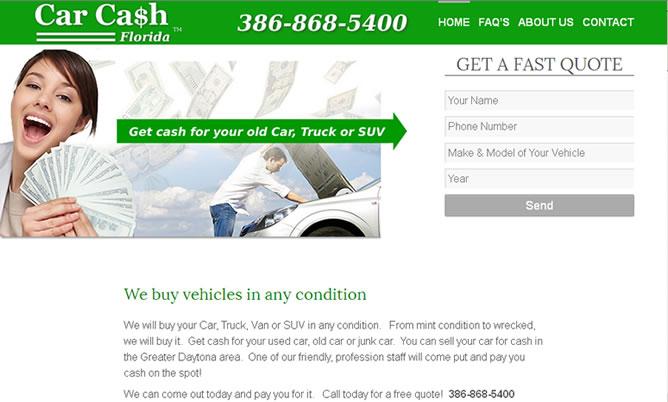 Website design Deland, Orlando